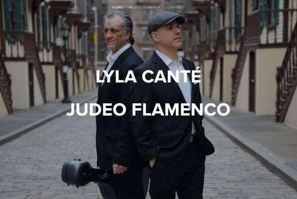 Lyla Canté website