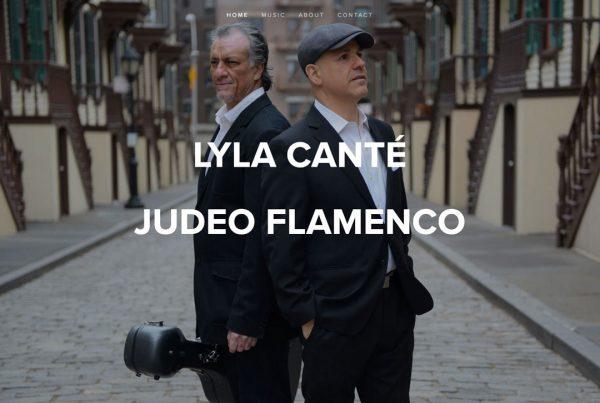 Lyla Canté website