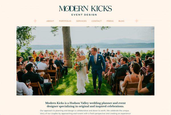Modern Kicks Home