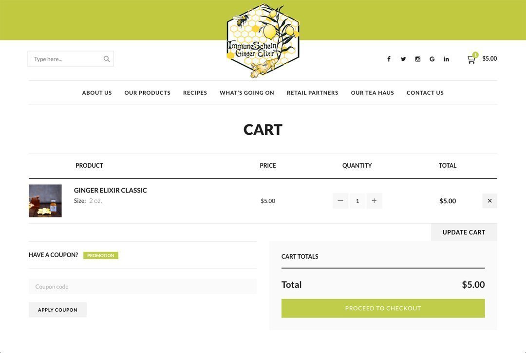ImmuneSchein online store