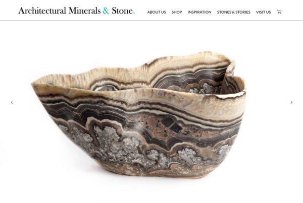 Architectural Minerals & Stone - Home